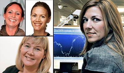 Fire kvinnelige ledere: Slik gjorde vi karriere