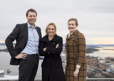Årets unge ledere: Tre fra Sopra Steria nominert