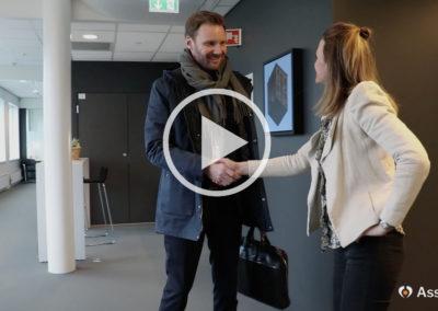 Årets Unge Ledere, intervju med vinner 2017: Trygne Håkedal, Storebrand del 2