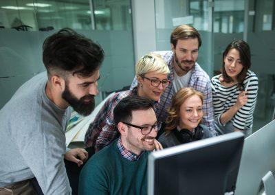 Vi utvikler fremtidens teknologiske verktøy for rekruttering av ledere